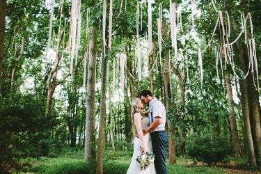 07 Rustic Backyard Wedding