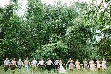 Backyard Wedding 009