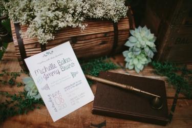 Backyard Wedding 011