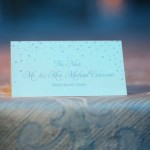 Sweetheart Table Card