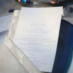 Winter Wedding Menu