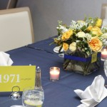 60th Birthday Table Design