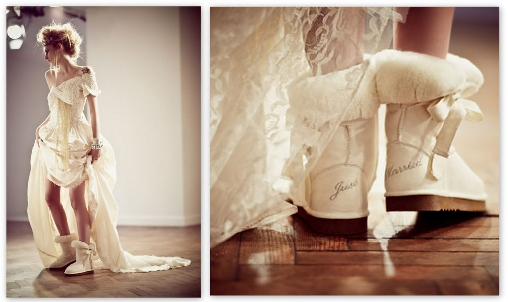 Wedding_Uggs_Boot