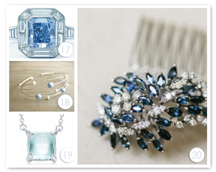 Something Blue Jewlery