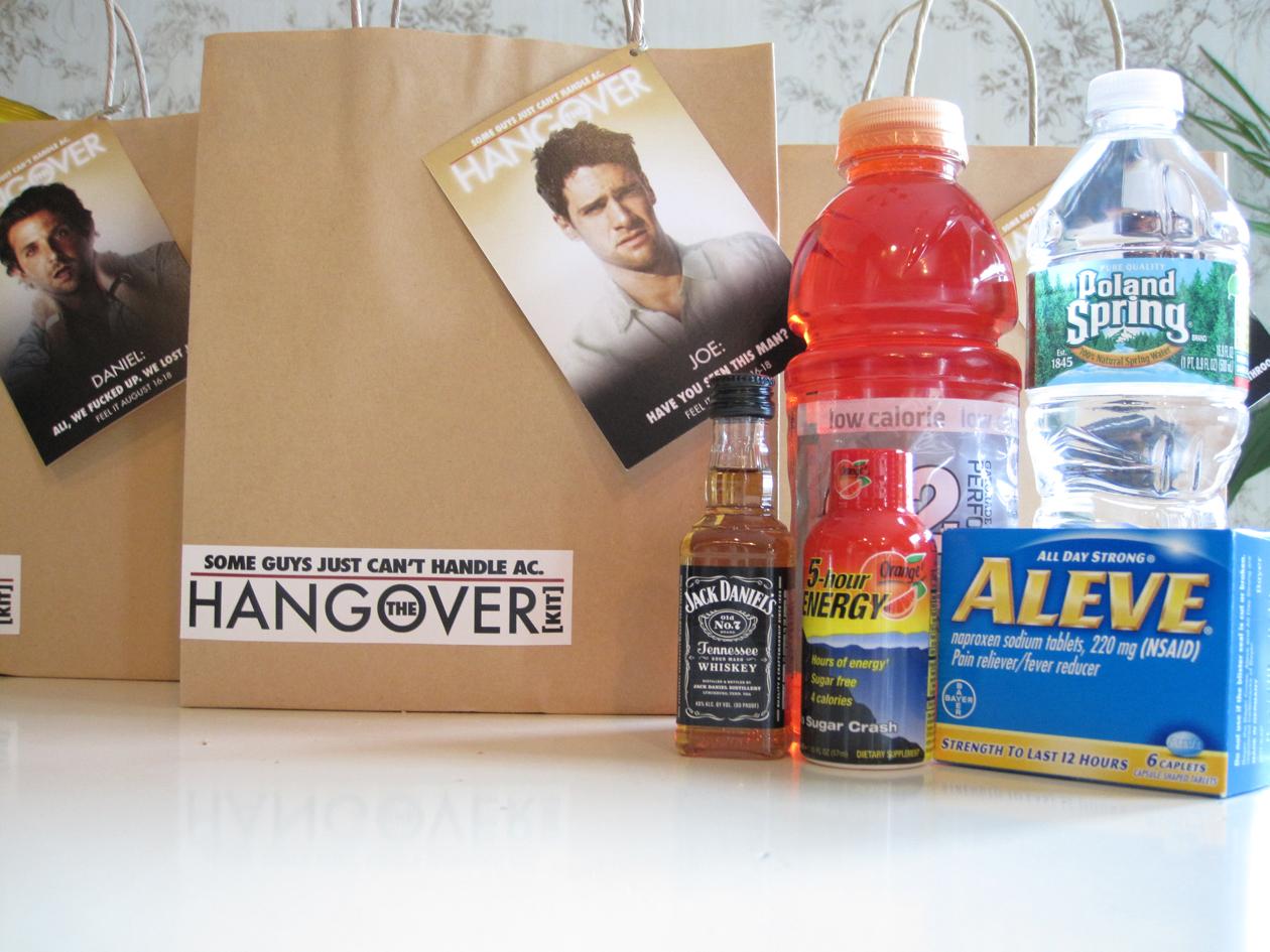 The Hangover (Kit)   SociaLife