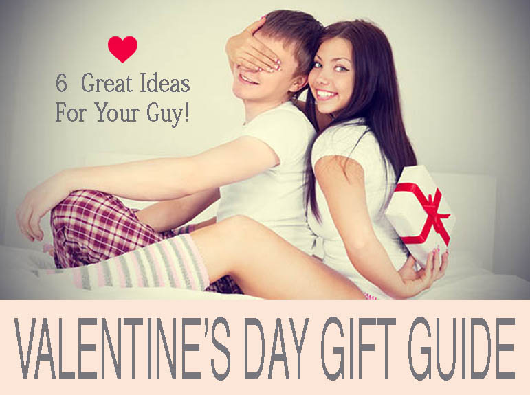 6 Gifts To Get Your Guy For Valentine S Day Socialife