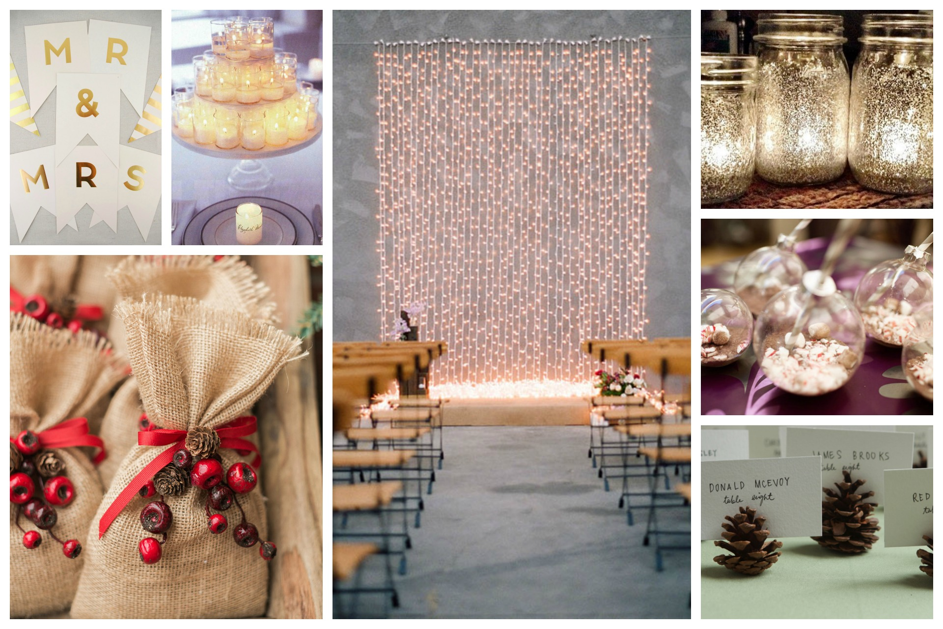 DIY Ideas For Your Winter Wedding SociaLife